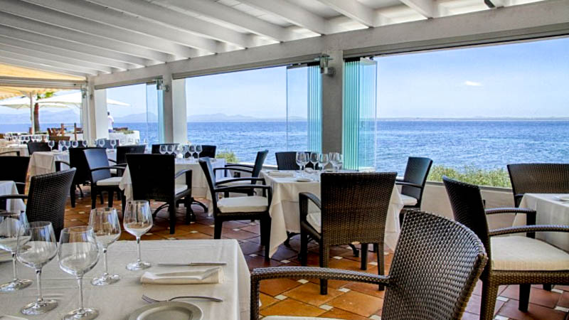 La Terraza Alcanada Lounge