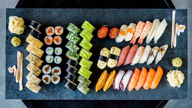 lindome sushi meny