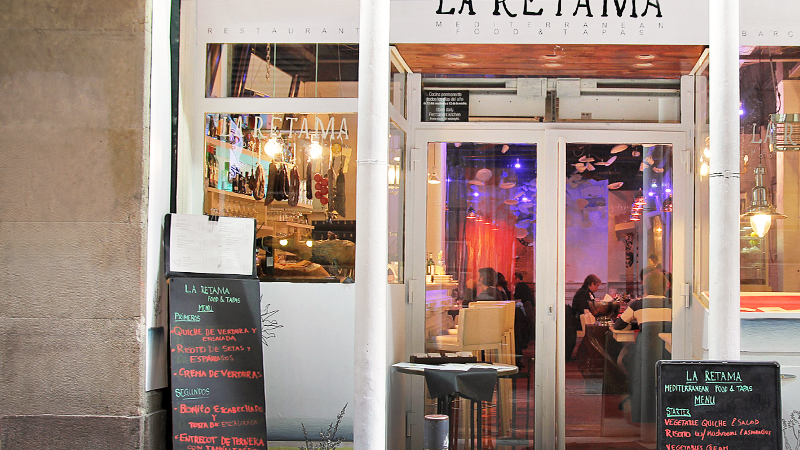 La Retama In Barcelona Restaurant Reviews Menu And Prices Thefork