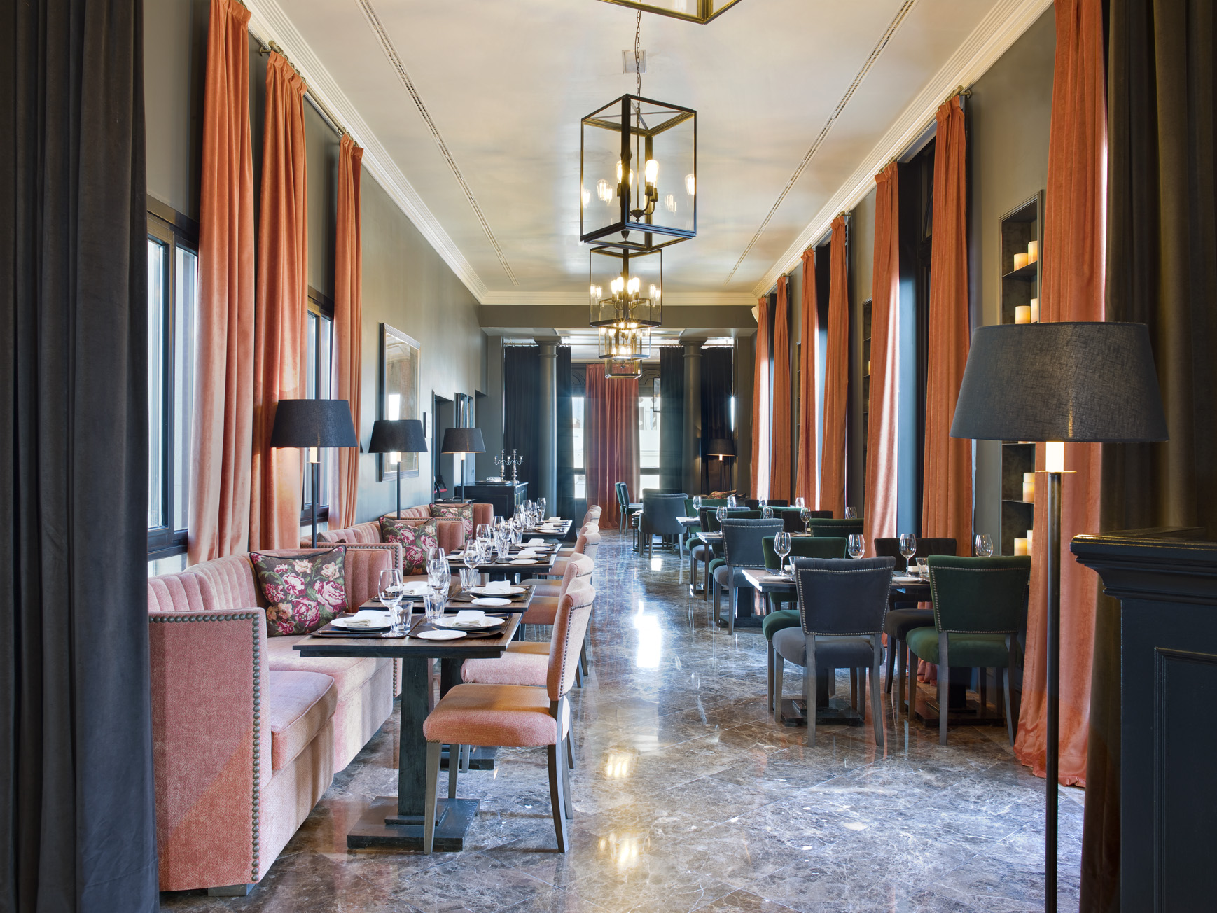 Ático by Ramon Freixa - The Principal Madrid Hotel