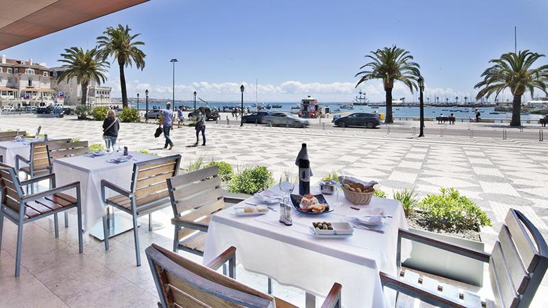 Esplanada Restaurante Baía