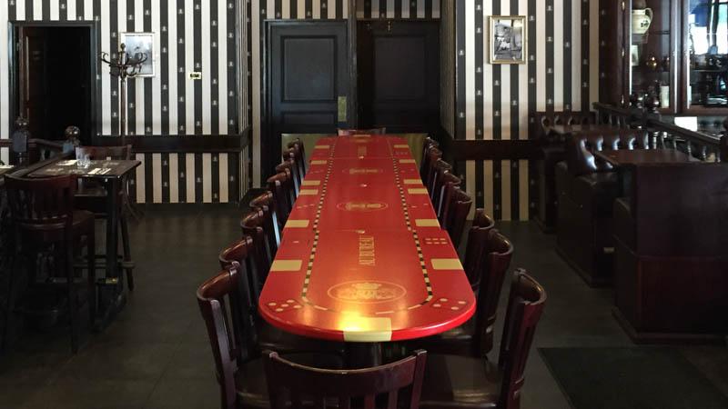 Au Bureau In Sainte Genevieve Des Bois Restaurant Reviews Menus And Prices Thefork