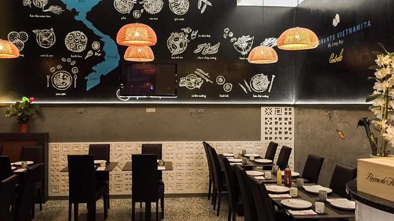 Ha Long Bay Vietnamese Italian Restaurant