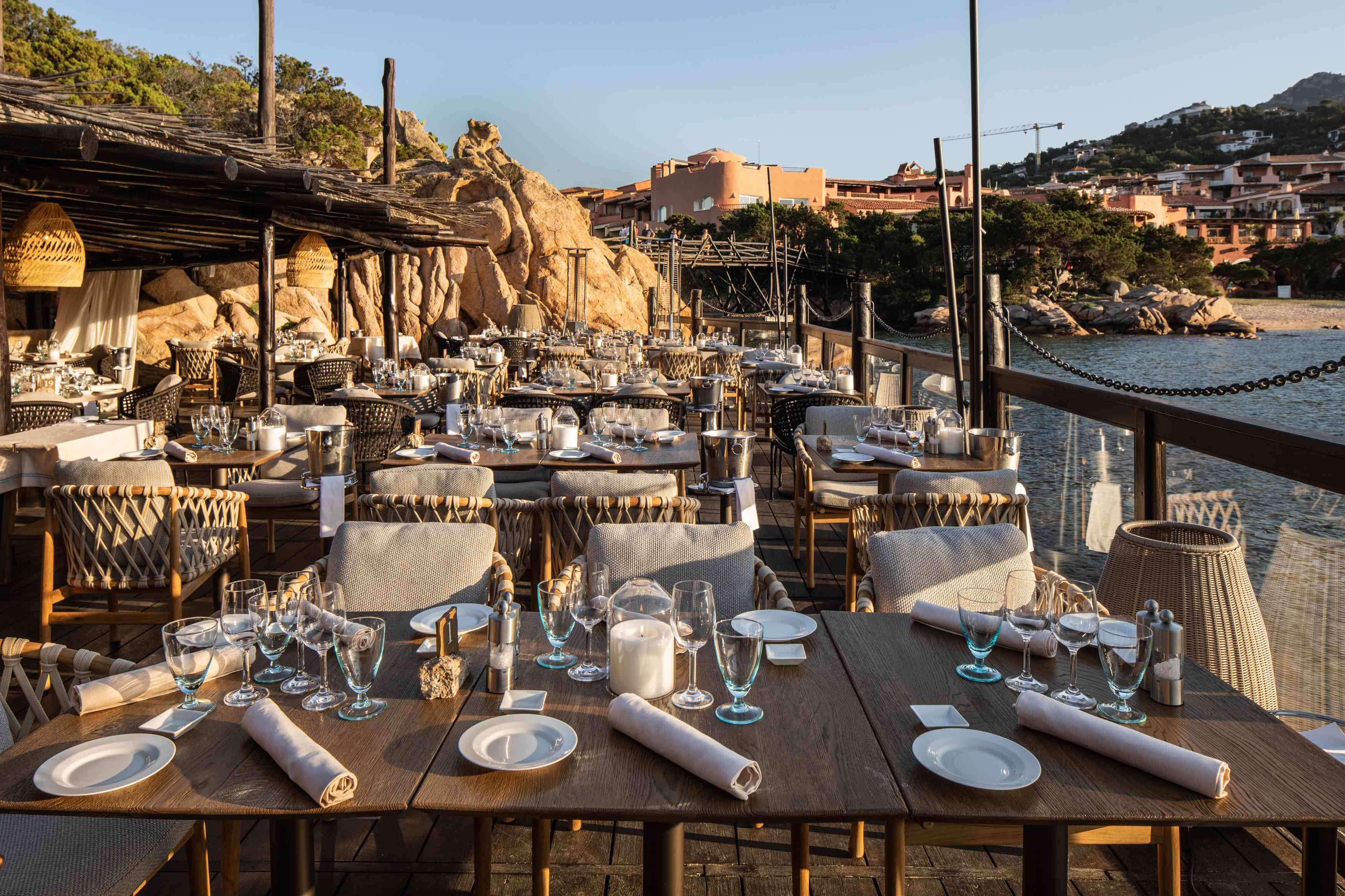 Al Pescatore, Quattropassi a Porto Cervo - Menu, prezzi, immagini,  recensioni e indirizzo del ristorante