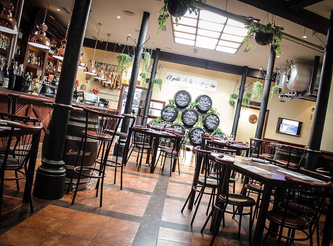 Bodega El Patio In Málaga Restaurant Reviews Menu And Prices Thefork