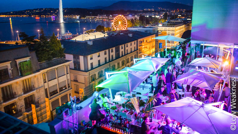 rooftop°42 in Genève - Restaurant Reviews, Menu and Prices - TheFork