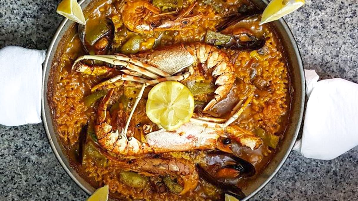 Restaurante Can Joanet, Mahón, Menorca