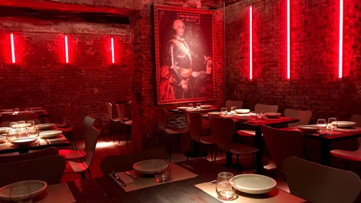 restaurantes originales madrid