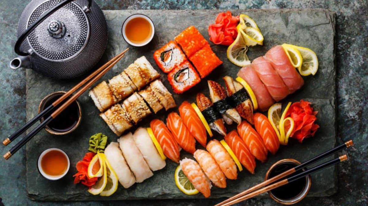 restaurante sushi oferta madrid