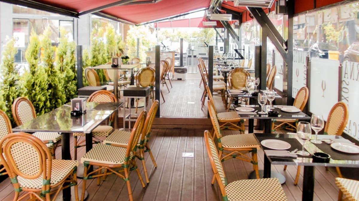 restaurante vasco madrid