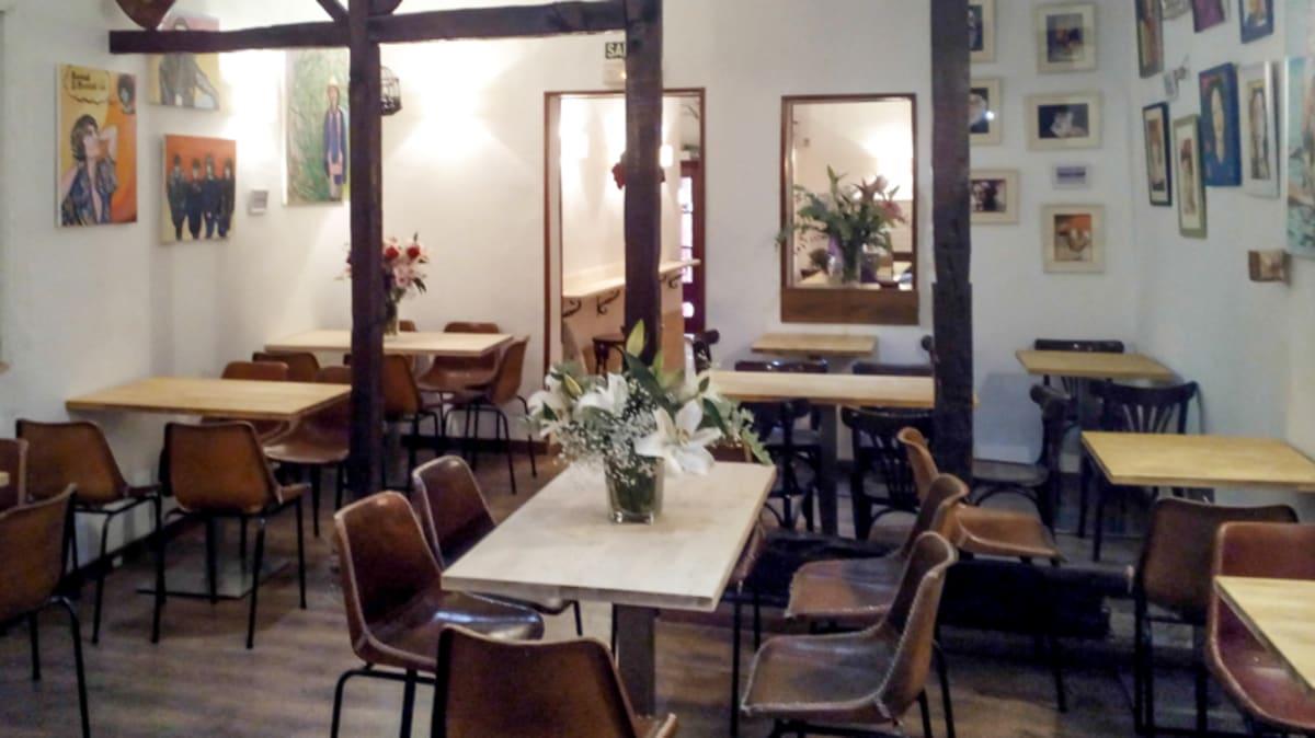 restaurantes recomendados lavapies madrid