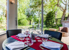 Hotel Restaurant Du Parc In Fontaine De Vaucluse Restaurant Reviews Menu And Prices Thefork