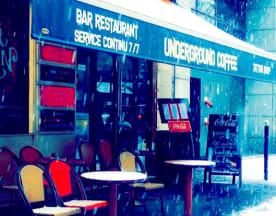Underground Coffee Gare de Lyon, Paris