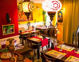 Indiaas en Nepalees Restaurant Maharaja, Delft