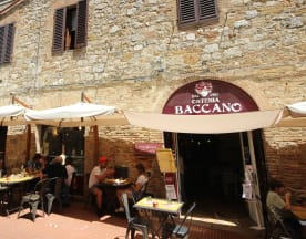 "Osteria ""Baccano""  Restaurant, San Gimignano"