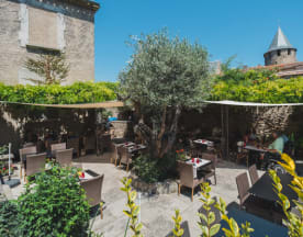 Brasserie Le Donjon, Carcassonne