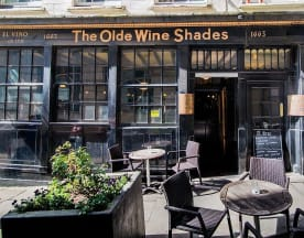 The Olde Wine Shades, London