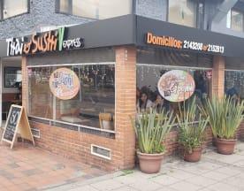 Thai Sushi Express, Bogotá