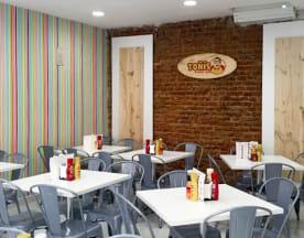 Toñi's Burger, Madrid