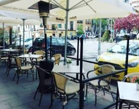 Café Mies, Madrid