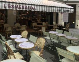 L'Esmeralda, Paris