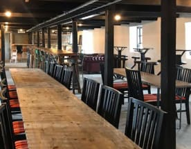 Hop Shed Brew pub, Visby