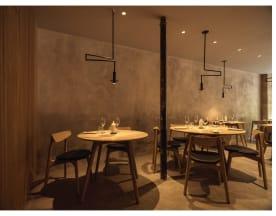 Restaurant A.T, Paris