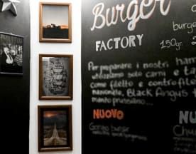 The Burger Factory, Roma