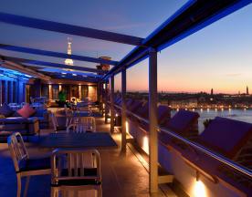 Skyline Rooftop Bar, Venezia