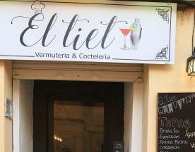 El Tiet Vermuteria & Cocteleria & Tapas, Barcelona