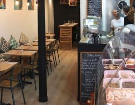 Terre Rosse Pizzeria, Paris