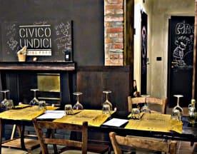 Civico Undici SocialFood, Alba