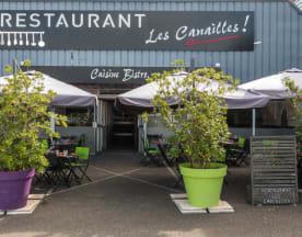 les canailles restaurant, Migné-Auxances