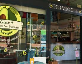 Civico 4 Avocado Bar & Kitchen, Seregno
