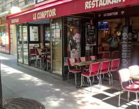 Le Comptoir Vouillé, Paris