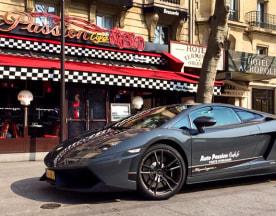 Auto Passion Café, Paris