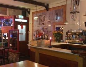 Pizza Taxi da Paolo & Seba, Amsterdam