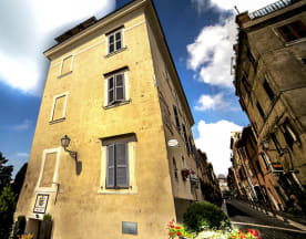 Borgo Antico Ristorante, Castel Gandolfo