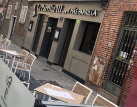 La Parrilla de Usera III - Pilarica, Madrid