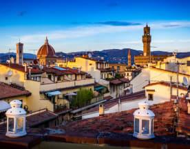 Panorama Restaurant - La Scaletta, Florence