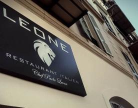 Leone, Menton