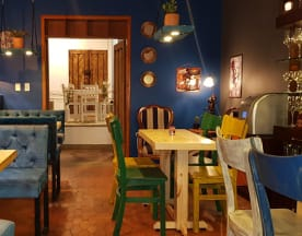 Restaurante La Pampeana, La Calera