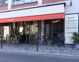 Bacioni, Paris