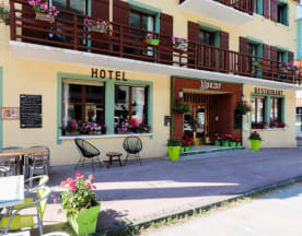 Alpazur restaurant, Lanslebourg-Mont-Cenis