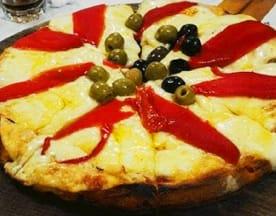 Pizza Piedra Peñaflor, Santiago
