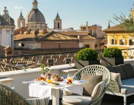 Divinity Restaurant, Roma