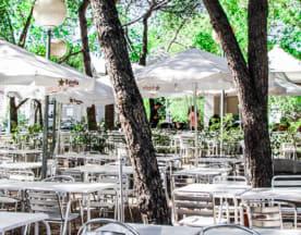 Terraza el Parque Félix, Madrid