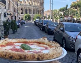 Pizza Forum al Colosseo, Roma