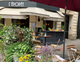 L'Epopée, Paris