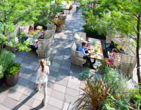 Jardin Mimosa - Mandarin Oriental Barcelona, Barcelona